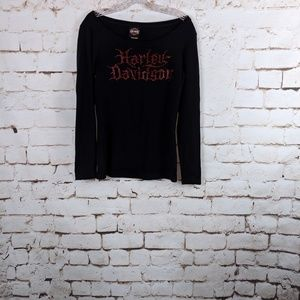 Harley Davidson long sleeve shirt